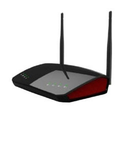 ZTE 300 Mbps Wireless N Router